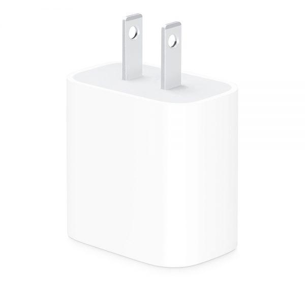 شارژر 18 وات اصلی اپل Apple 18W LLA Power Adapter