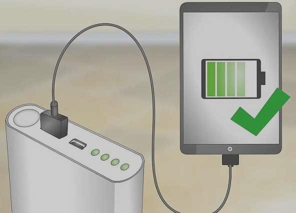 شارژ اولیه باتری موبایل