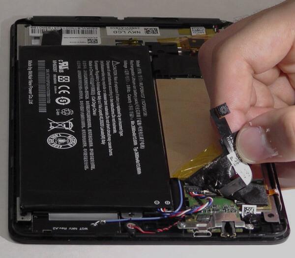 هزینه تعمیر باتری تبلت
